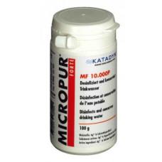 Средство для очистки воды Katadyn Micropur Forte MF 10'000P