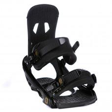 Крепления для сноуборда Santa Cruz Sigma Black