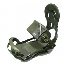 Крепления для сноуборда SP Rage FT 540 Olive