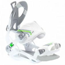 Крепления для сноуборда SP Rage FT 540 White