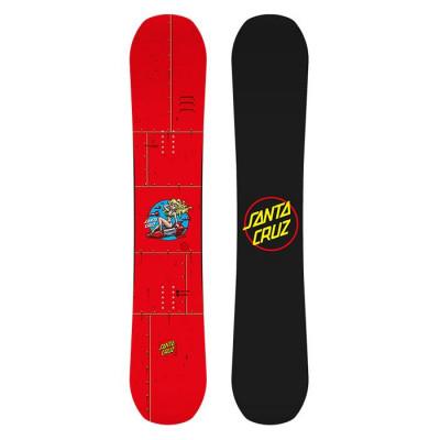 Сноуборд Santa Cruz Da Bomb Red