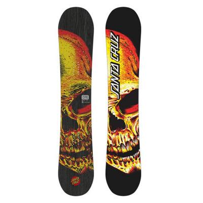 Сноуборд Santa Cruz Deathpool Skull