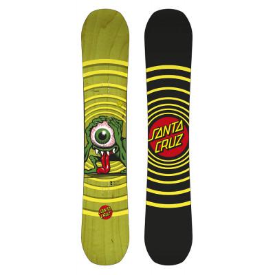 Сноуборд Santa Cruz Eyegore Green