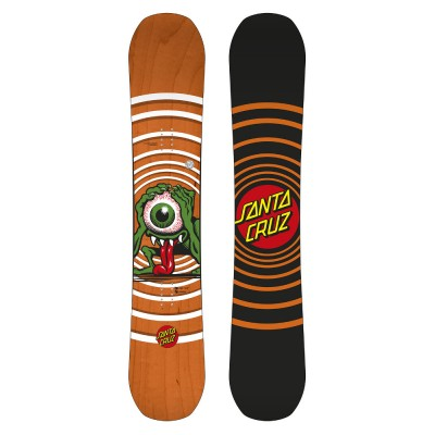 Сноуборд Santa Cruz Eyegore Orange