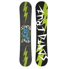 Сноуборд Santa Cruz Rock Hand Green