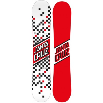 Сноуборд Santa Cruz Power Lyte White