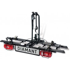 Велобагажник Pro-User Diamant Black